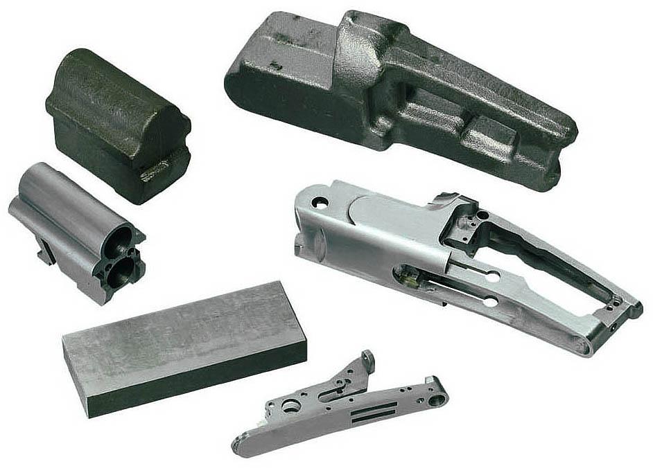 Shotguns Zoli vanguard systems